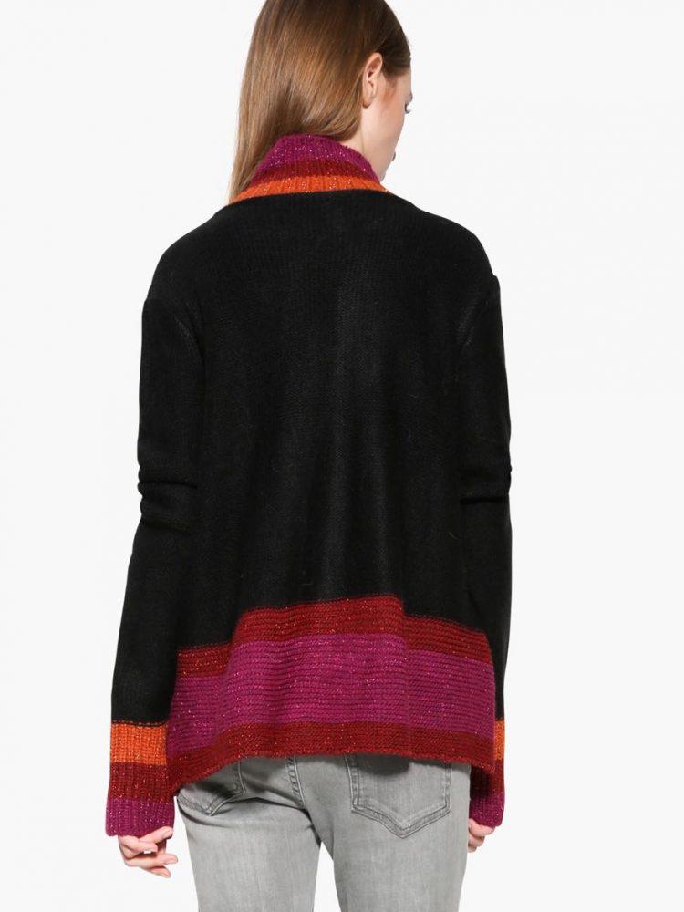 17WWJFE4_2000 Desigual Sweater Jacket Tatiana Canada