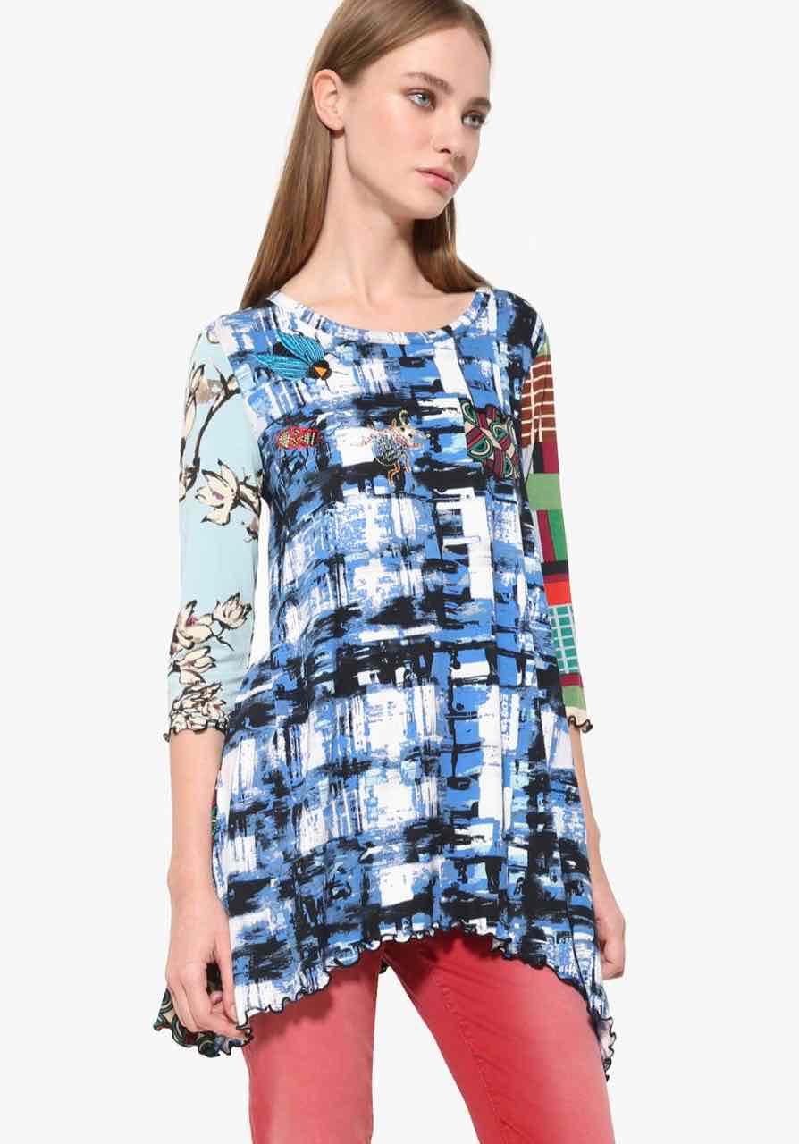 17WWTK38_4098 Desigual T-Shirt Cris Buy Online
