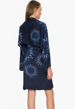 17WWVF24_5000 Desigual Dress Helen Canada