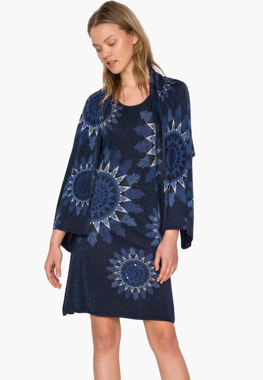 17WWVF24_5000 Desigual Dress Helen Buy Online
