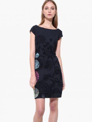 17WWVK22_2022 Desigual Dress Crhystel Buy Online