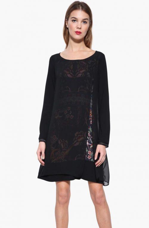 17WWVKC5_2000 Desigual Dress Carlee Buy Online