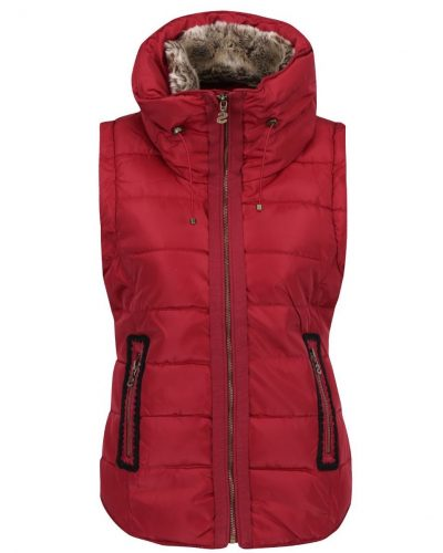 Desigual Jacket Salva Vest Red