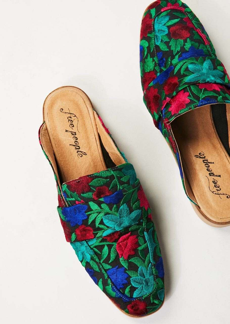Free People Slip In Shoes