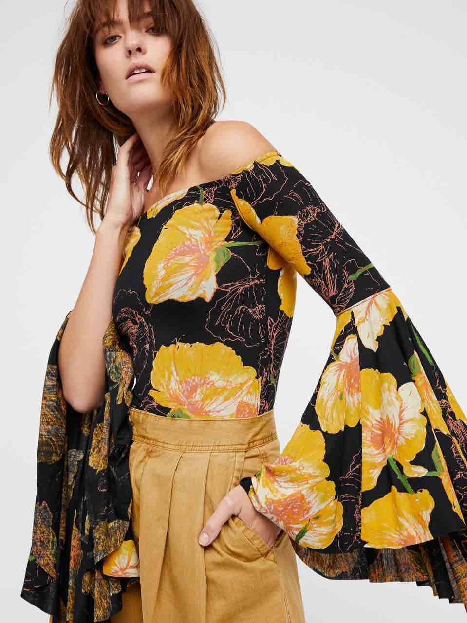 Free people Birds of Paradise