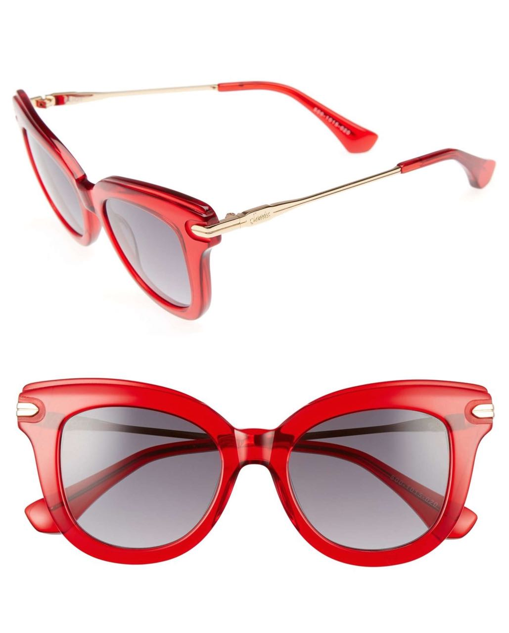 Sonix Red Sunglasses, Buy online