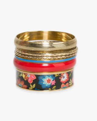 17WAGOE7_2000 Desigual Bracelet Pack5 Caribou Buy Online