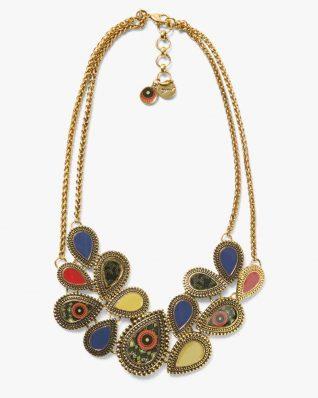 17WAGOH9_4009 Desigual Necklace Camerun Buy Online