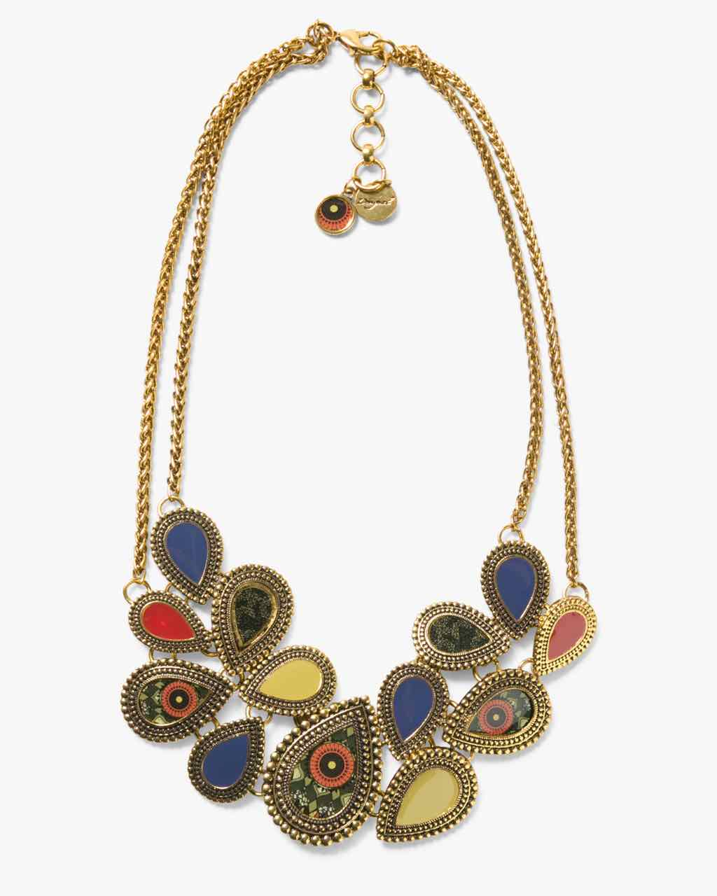17WAGOH9_4009 Desigual Necklace Camerun Buy Online