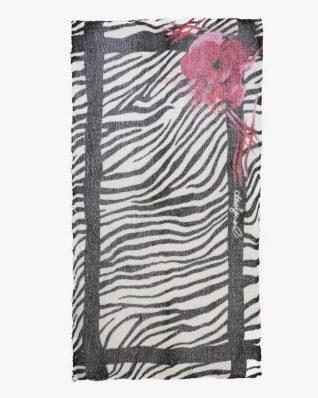 17WAWK27_2000 Desigual Scarf Zebra Canada
