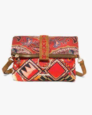 17WAXFWD_6000 Desigual Bag Atenas Boho Buy Online