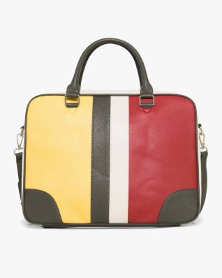 17WAXPA9_3000 Desigual Bag Yale Tricolor Carmin Canada