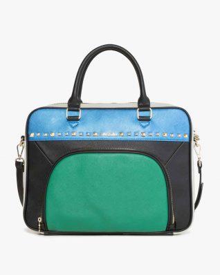 17WAXPA9_5011 Desigual Bag Yale Tricolor Tinta Buy Online