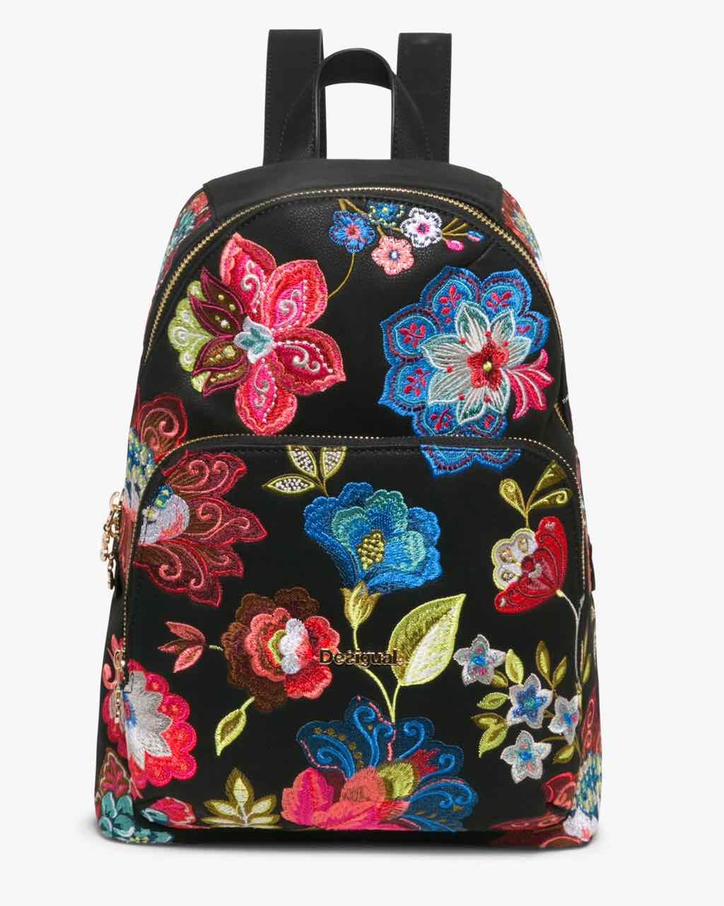 17WAXPDA_2000 Desigual Backpack Lima Caribou Buy Online