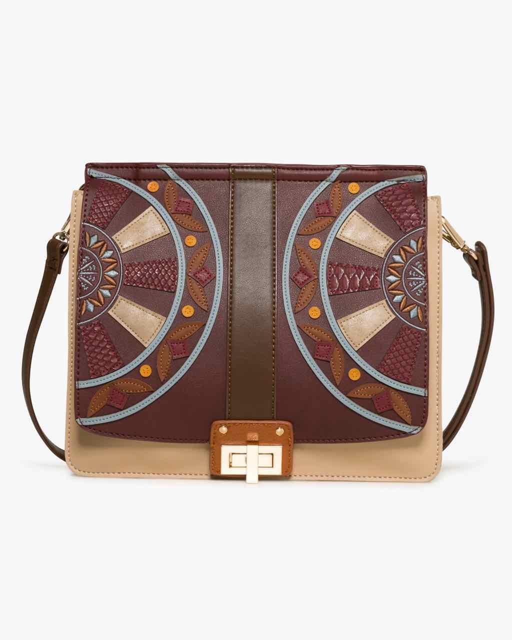 17WAXPKA_3006 Desigual Bag Amberes Celia Buy Online