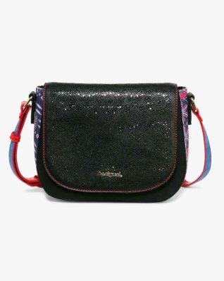 17WAXPNC_2000 Desigual Bag Crasovia Birmania (black) Buy Online