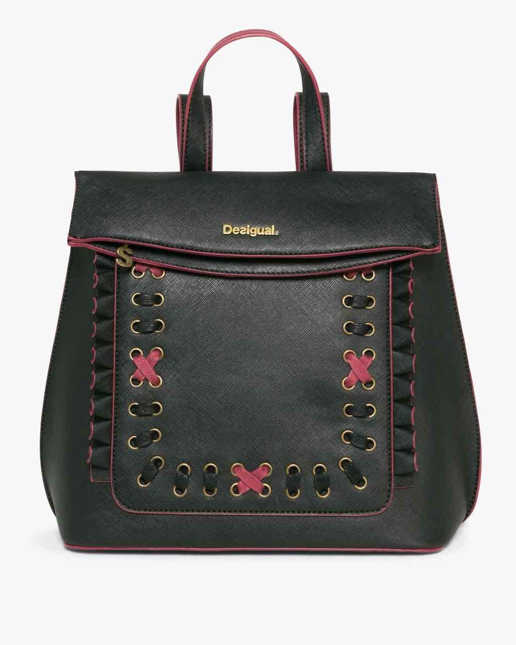 17WAXPRN_2000 Desigual Bag Vic Eyelike Buy Online