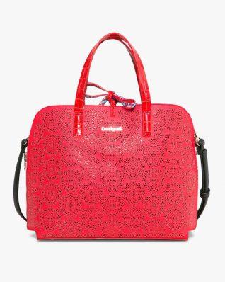 17WAXPTH_3000 Desigual Bag Hamar Birmania (red) Buy Online