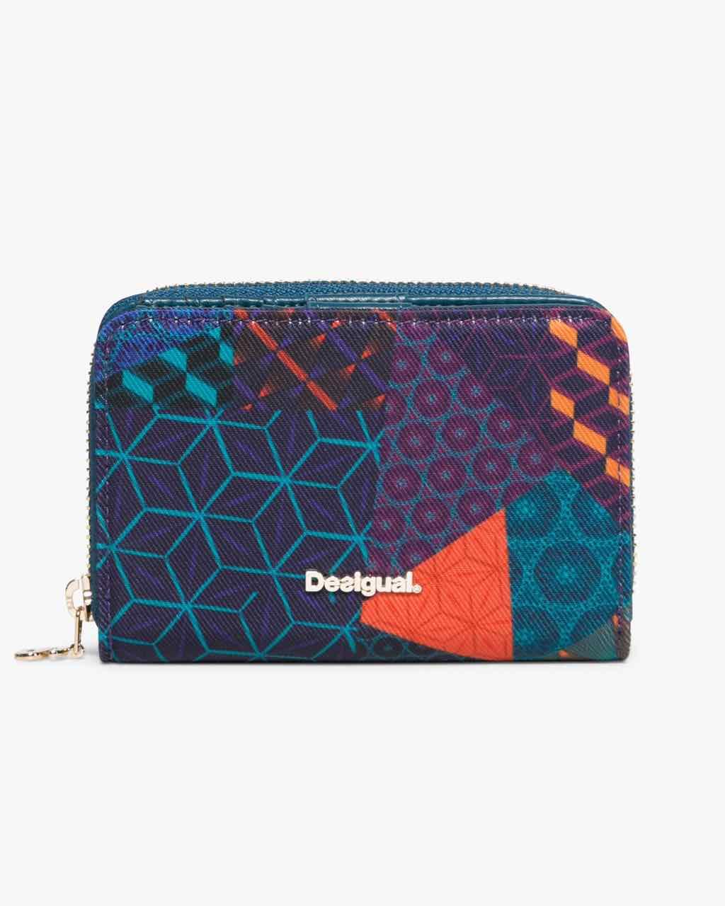 17WAYPGB_3094 Desigual Wallet Magnetic Erika Buy Online