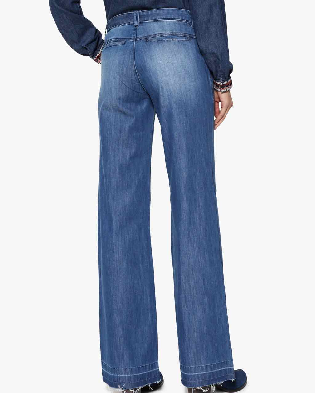 Desigual Claudia Denim Trousers