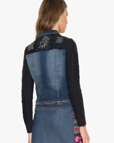Desigual Denim Jacket Fall 2017, Canada