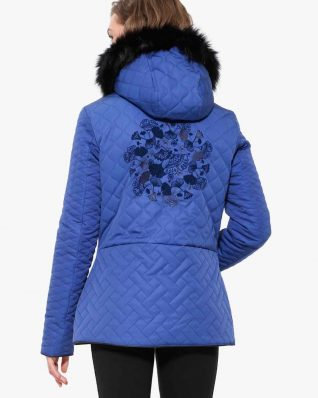 17WWEWJ6_5010 Desigual Coat Fran Canada