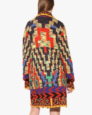 Desigual Sweater Coat Cielo, Canada