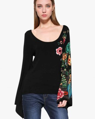 17WWJFJ4_2000 DFesigual Sweater Faralaes Buy Online