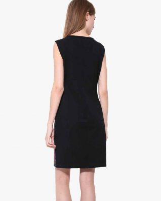 Desigua Ethnic Sleeveless Dress, Fall 2017