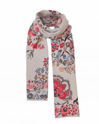 Ivko Scarf Floral Pattern 72555 025 Buy Online