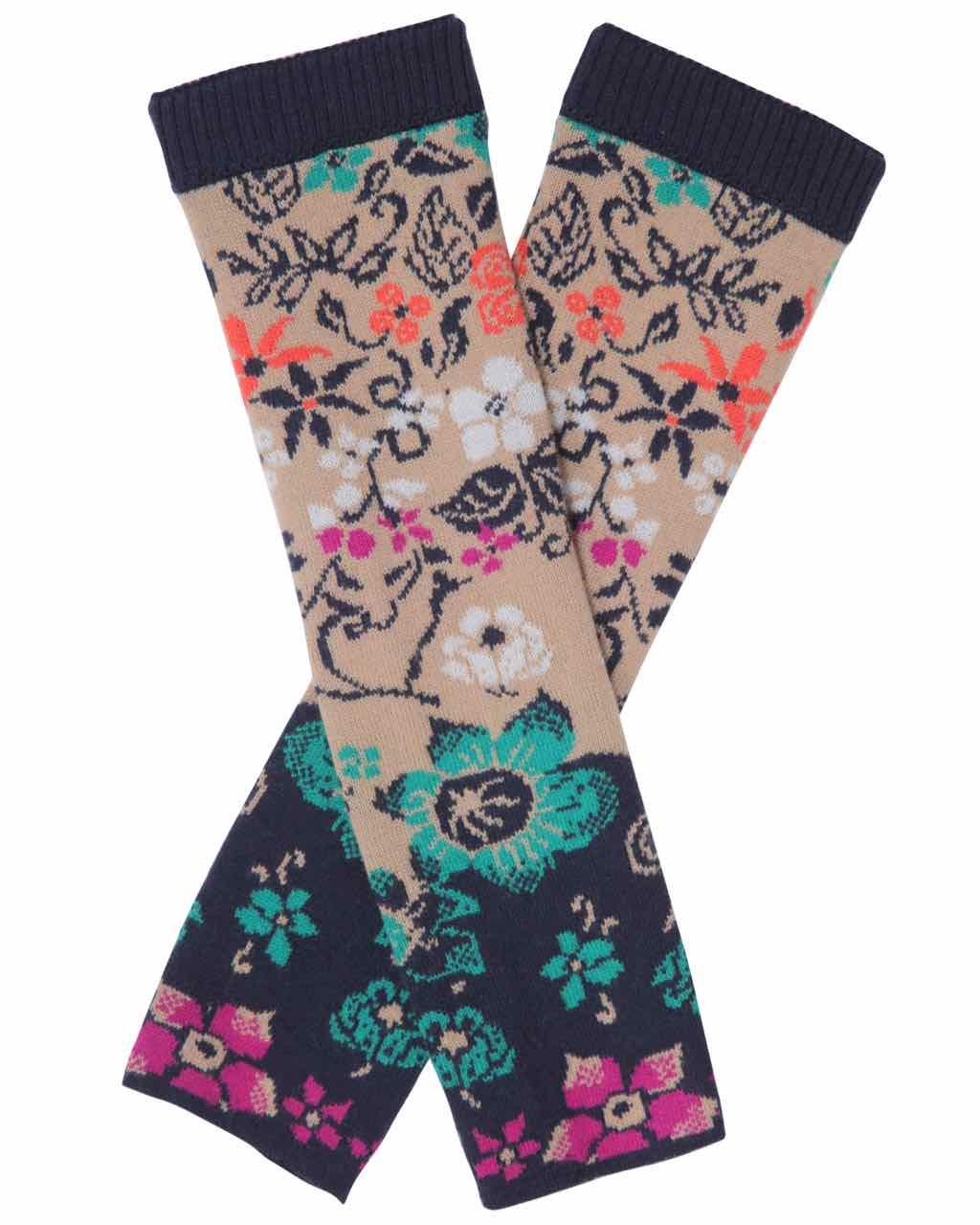 Ivko Pullwarmers Floral Print 72557 039 Buy Online