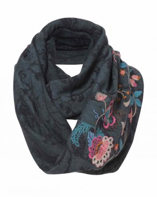 Ivko Snood Floral Pattern 72569 018 Buy Online