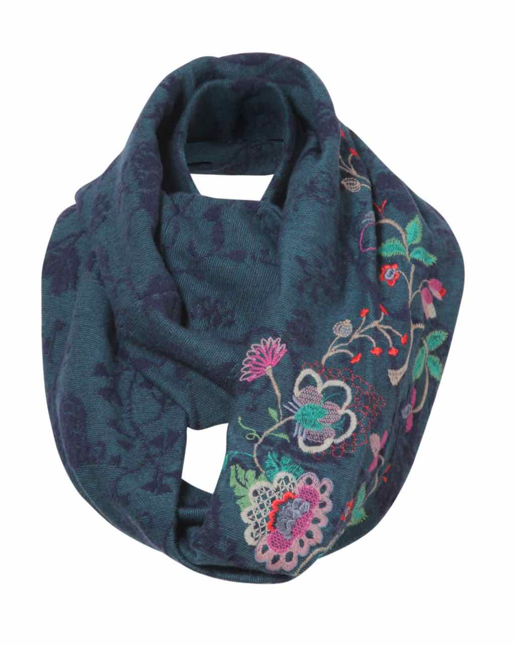 Ivko Snood Floral Pattern 72569 039 Buy Online