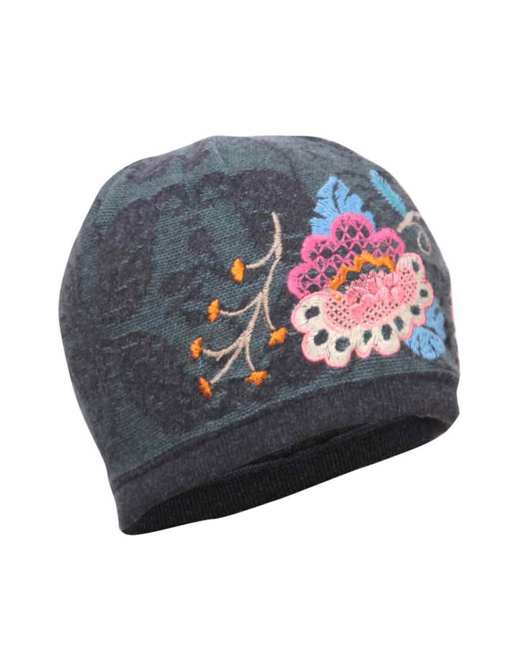 Ivko Cap Floral Pattern 72570 018 Buy Online
