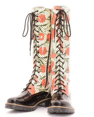 Mael Poppy Tall Boots