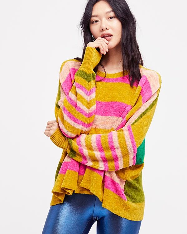 Free People All About You Oversize Sweater