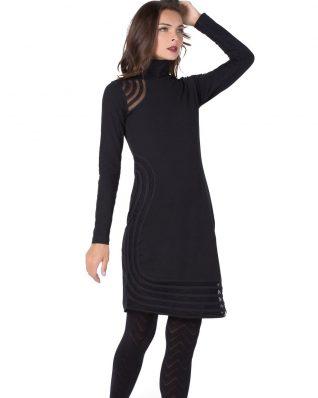 Pygmees Black Dress New Look