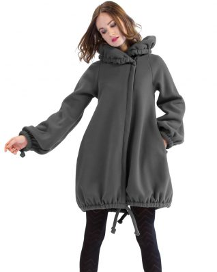 Pygmees Fleece Coat Goro