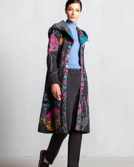 IVKO Coat with Hood