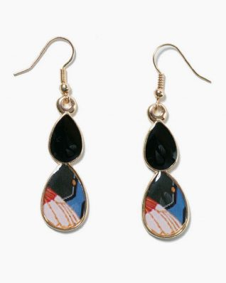 17WAGOD3_2000 Desigual Earrings Retro Fresh Buy Online