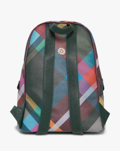 17WAXPPR_4003 Desigual Backpack Lima Mandras Folk Flores Canada