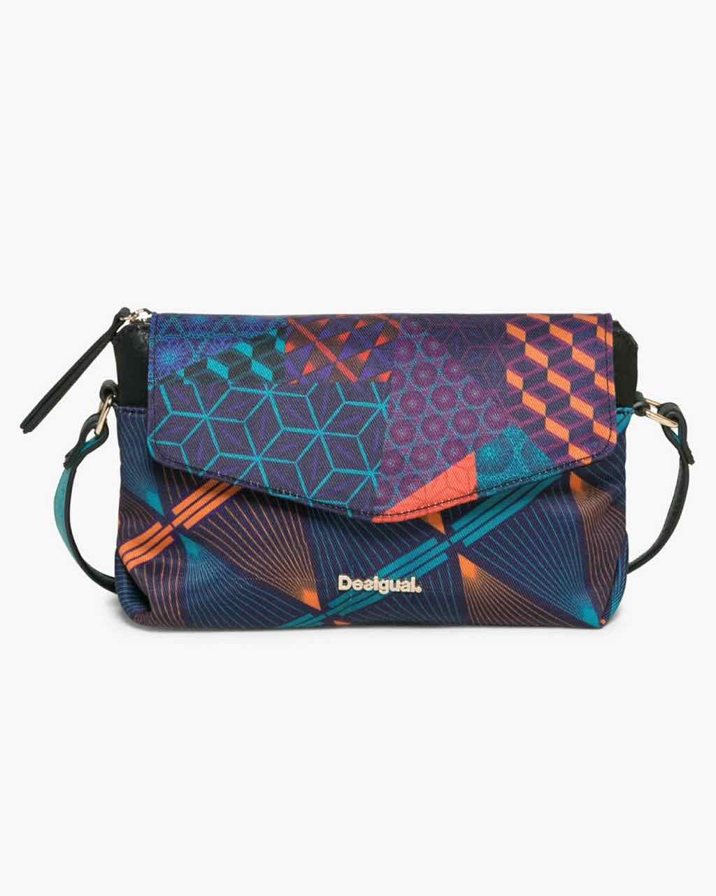 17WAXPTM_3094 Desigual Bag Bilbao Erika Buy Online