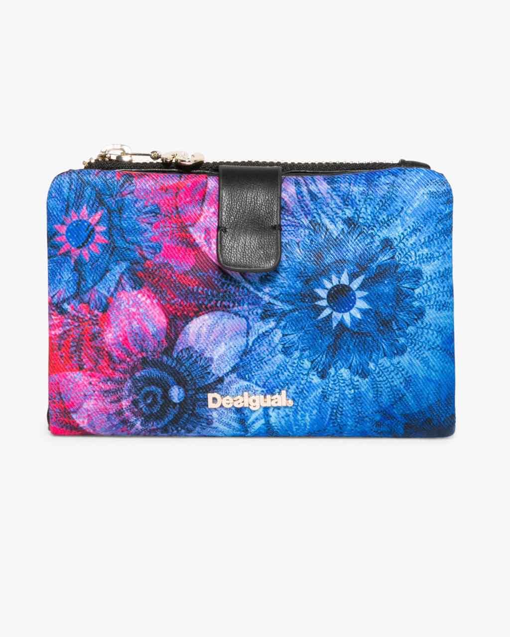 17WAYFGW_5000 Desigual Wallet Julia Carmin Buy Online