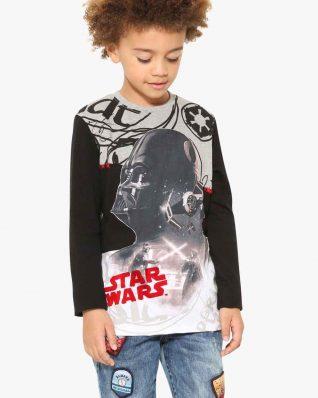 7WBTK32_2043 Desigual Boys T-Shirt Gorka Buy Online