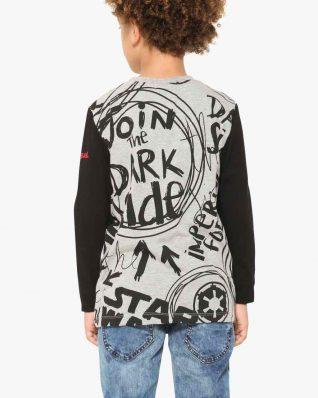 7WBTK32_2043 Desigual Boys T-Shirt Gorka Canada