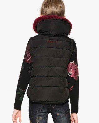 17WGEW23_2000 Desigual Girl Jacket Opuntia Canada