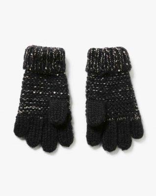 17WGOF01_2000 Desigual Girls Gloves Rambutan Canada