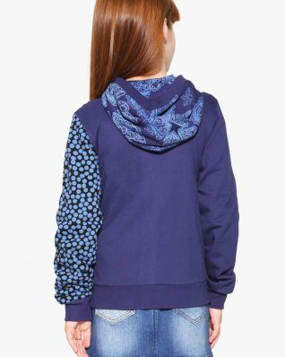17WGSK04_5128 Desigual Girl Reversible Sweater Dante Canada