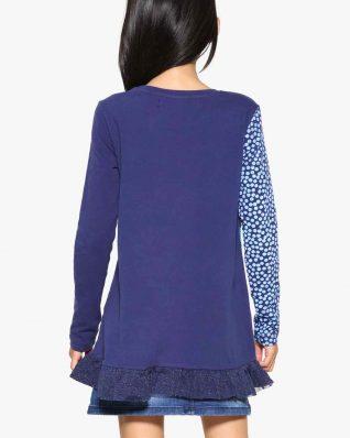 17WGTK14_5080 Desigual Girl T-Shirt Indiana Canada