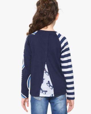 17WGTK59_5040 Desigual Girl T-Shirt Saskatchewan Canada
